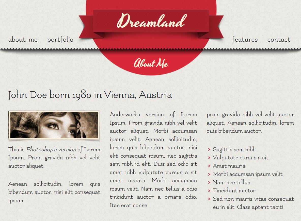 Tatort Web - Web Entwicklung & Fotografie
